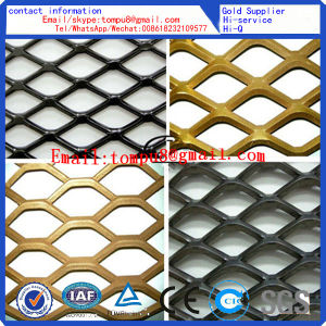 Diamond Expended Metal Lath/Expanded Metal Mesh/Expanded Metal Lath for Sale (Manufacture) pictures & photos