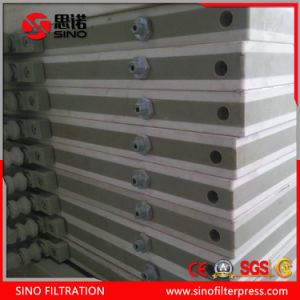 PP Cgr Recessed Membrane Filter Press Plate pictures & photos