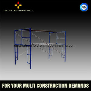 Painted H Scaffolding Frame pictures & photos