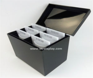 Acrylic Box Eyelash Packaging Manufacturer Btr-B7075 pictures & photos