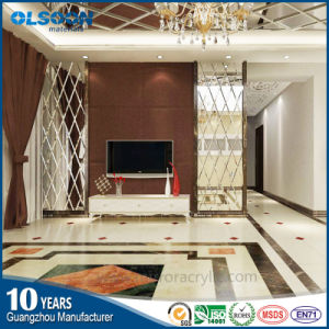 Modern Home Wall Decoration Acrylic Mirror Sheet pictures & photos