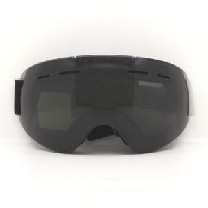 Ski Goggles Double Layers UV400 Anti-Fog Big Ski Mask Glasses pictures & photos