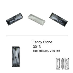 Crystal Fancy Loose Jewelry Stone and Rhinestone (3013.3014) pictures & photos