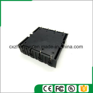 14.8V/4X18650 Battery Holder with Contact Pins pictures & photos