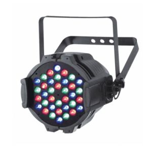 Indoor 36X1w RGB LED PAR64 Light pictures & photos