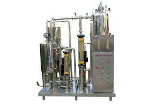 Food Sanitary Stainless Steel 2000L/H Soft Drinks Mixer pictures & photos