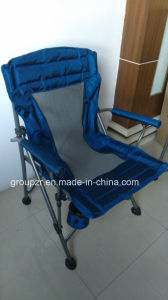 Leisure, Folding, Metal Camping Chair pictures & photos