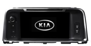 in Dash 2016 KIA K5 Car Navigator with DVD TV iPod 3G RDS Radio Bt Mirror Link pictures & photos