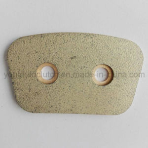 High Quality Rough Surface Ceramic Clutch Button Vtj-7