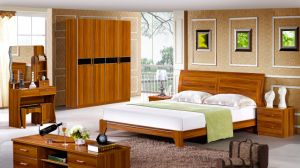 1.8m Modern Bedroom Bed for Bedroom Furniture pictures & photos