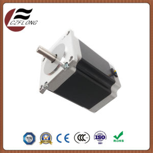 Stable 1.8deg 2phase 86*86mm Hybrid NEMA34 Stepping Motor CNC Machines pictures & photos