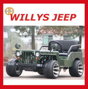 China Manufacturer Mini Jeep Willys Mc-424 pictures & photos