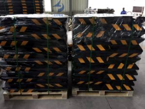 550mm High Quality Rubber Parking Blocks pictures & photos