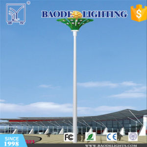 15/18/20/25/35m LED/HPS Flood Lamp Steel Pole High Mast Lighting (BDG87) pictures & photos