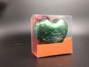 Romantic Heart-Shaped Package Tin Box for Gift/Wedding Decorated Box (H001-V4) pictures & photos