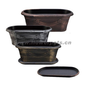 Window Box Trough Planter (KD7401S-KD7402S) pictures & photos