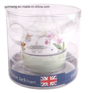 Customization Clear Plastic Round Tube Box With Blister Tray pictures & photos