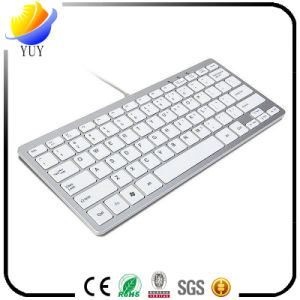 High Quality Wireless and Wired X-Bracing Ultra-Thin Keyboard pictures & photos
