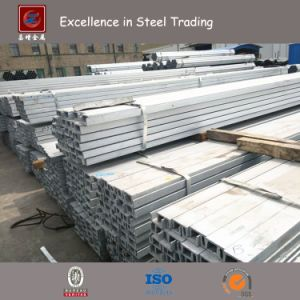 Hot Rolled Mild Galvanized Steel U Channel pictures & photos