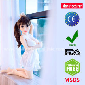 Wholesale Latest 100cm TPE Sex Dolls Silicone Love Sex Toy pictures & photos