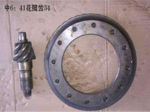 Truck Parts-Crown Wheel&Pinion for Hino700/E13C (41201-3160) pictures & photos