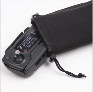 Remote Controller Protective Bag Storage Bag Portable Sack Black pictures & photos