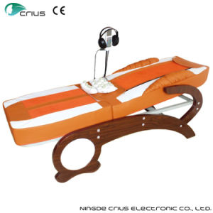 Cheap Automatic Therapeutic Jade Massage Bed pictures & photos