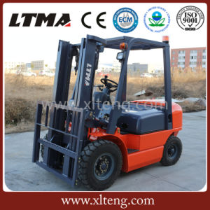 Ltma Diesel Forklift 1.5 Ton Small Forklift Work in Container pictures & photos