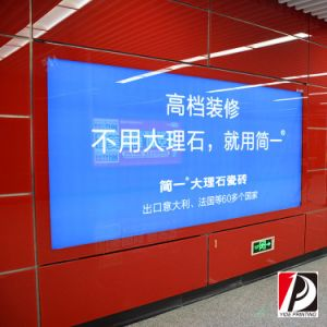 Public Promotion Banner Train Station Light Box (LIT-07) pictures & photos