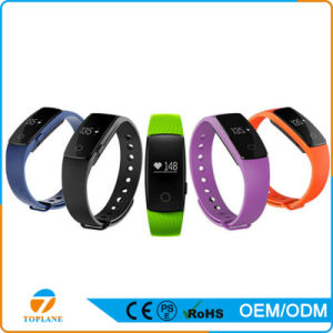 Smart Wristband Heart Rate Monitor Fitness Band Sports Sleep Tracker pictures & photos
