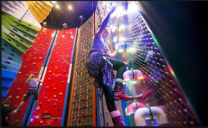 Large Indoor Playground with Climber pictures & photos