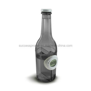 Bottle Shaped Water Powered Clock, Customized Logo Is Accepted pictures & photos