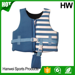 2-Buckle Neoprene Kids Life Vest (HW-LJ008) pictures & photos