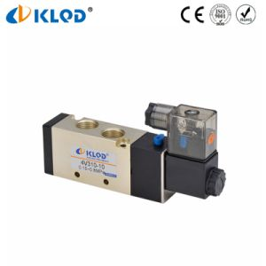 Low Price 4V310-10 High Quaity Safety Solenoid Valve for Air pictures & photos