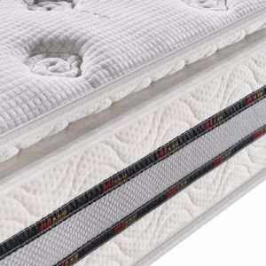 high quality high carbon steel spring bed mattress fb732