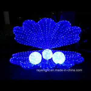 Christmas Light Decoration Outdoor Christmas Decoration Motif Light pictures & photos