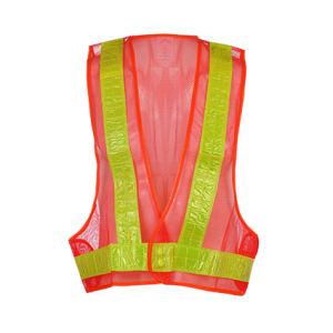 Traffic Safety LED Reflective Vest