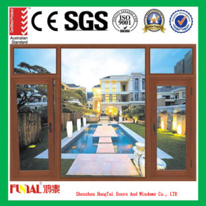 Africa Hot Sale Fixed Casement Windows pictures & photos