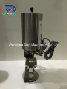 Stainless Steel Ss304 Pneumatic Actuator pictures & photos