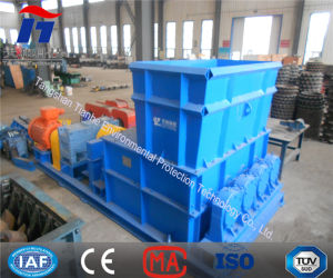 Roller Crusher for Slime and Sluge pictures & photos
