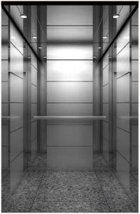 FUJI Passenger Elevator Vvvf Control Passenger Lift pictures & photos
