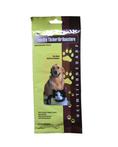 Disapoble Pet Wipes Pet Grooming Wipes pictures & photos