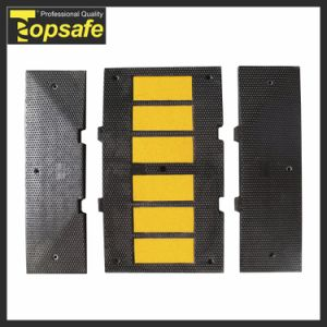 Heavy Duty Rubber Speed Hump (S-1121) pictures & photos