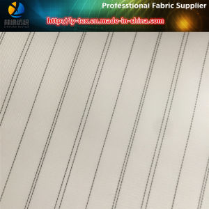 Cheap Wide Stripe in Polyester Yarn Dyed Fabric for Coat Lining (S94.97) pictures & photos