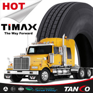 Heavy Duty Truck Tire 11r24.5+285/75r24.5 DOT Smartway for American Market pictures & photos