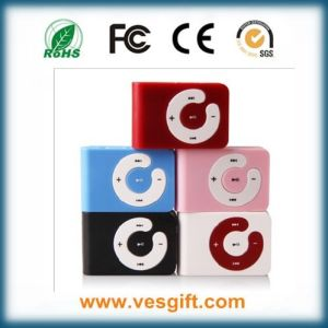 Hot Selling MP3 Player with Customized Logo Printing pictures & photos