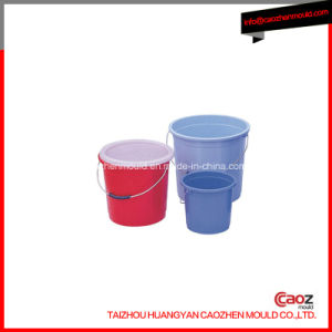 Popular/ Plastic/Sealed Water Bucket Injection Molding pictures & photos