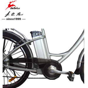 "26"" Aluminum Alloy Frame 250W E-Bicycle With CE Certificate (JSL038XD-1) pictures & photos"