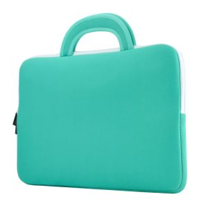 Good Quality Neoprene Custom Made Computer Laptop Sleeve Bag/Laptop Portable Neoprene Carrying Sleeve Case Bag with Pocket for Apple MacBook, DELL XPS pictures & photos