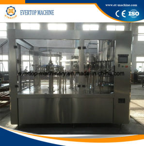 Automatic CO2 Beverage Filling Machine/Line pictures & photos